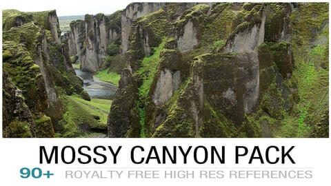 MOSSY CANYON PACK