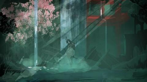 Samurai Scene