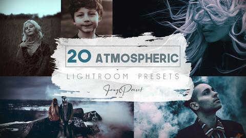 20 Atmospheric Mobile & Desktop Lightroom Presets