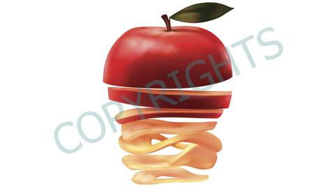 Apple vector format