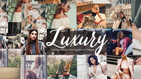 Luxury Lightroom Presets