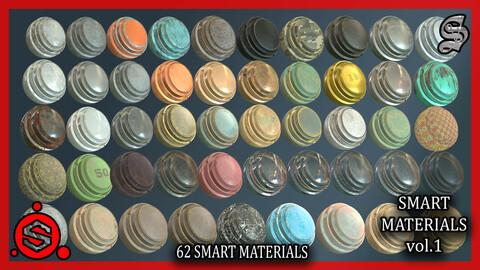 SMART MATERIALS vol1(62 SMART MATERIALS)