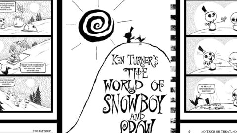 The World of Snowboy & Crow: Book One