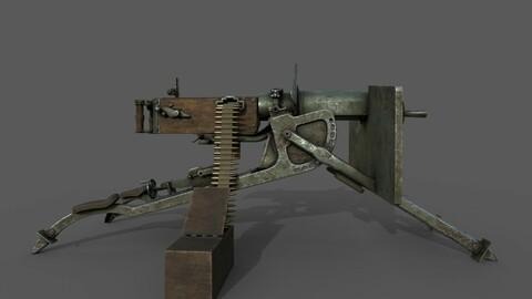 Maschinengewehr 08 -MG08