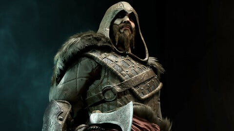 Realtime Viking Assassin