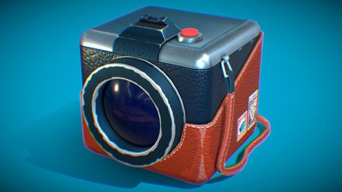Stylized camera