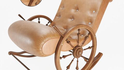 Rocking chair k7