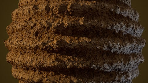 Tilled Soil Material