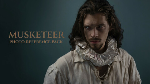Musketeer Photo Reference Pack