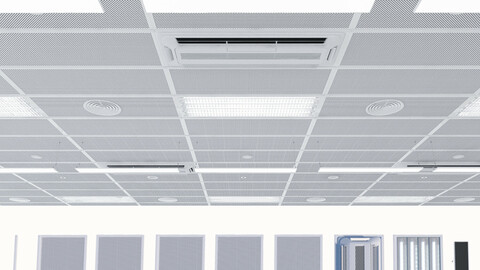 Armstrong acoustic ceiling 2