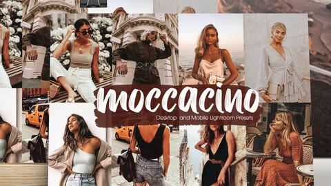 Moccacino Lightroom Presets