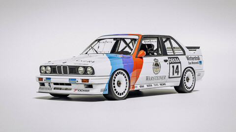 1991 Touring car legend
