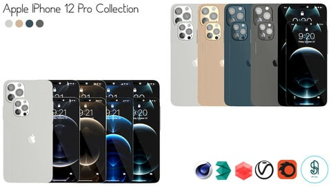 IPhone 12 Pro Collection