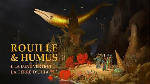 Rouille et Humus I
