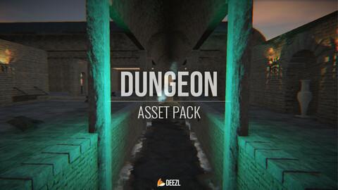 Dungeon - Asset Pack