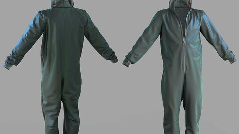 Marvelous Designer Jumpsuit
