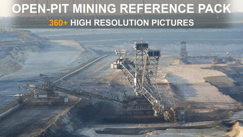 Open-Pit Mining - Reference Pack