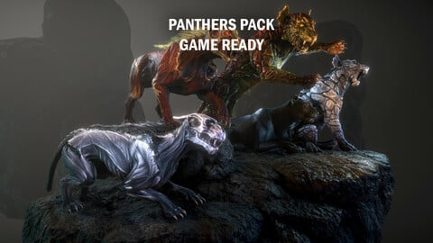 Panthers pack