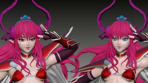 Elizabeth Bathory from Fate/Grand Order