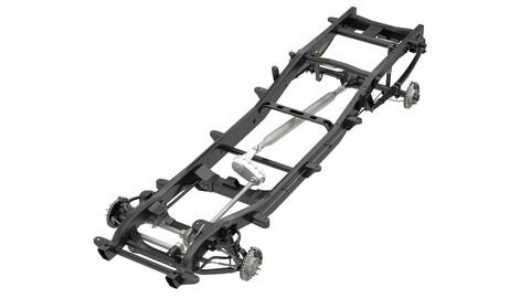 HD PICKUP TRUCK CHASSIS 4WD IFS