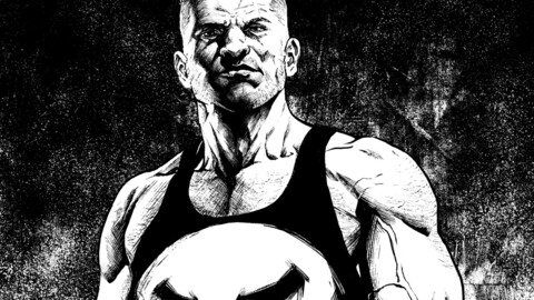 Punisher by Caio ROB (Fanart)