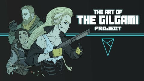 The Art Of The Gilgami Project