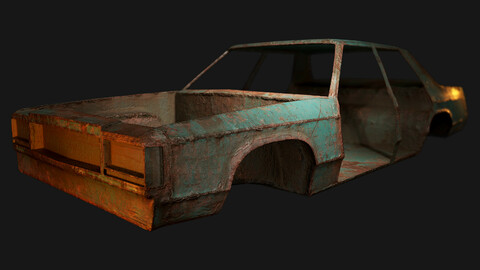 Car Body - 01