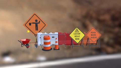 Construction Props