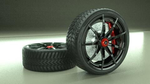 Car rims 3