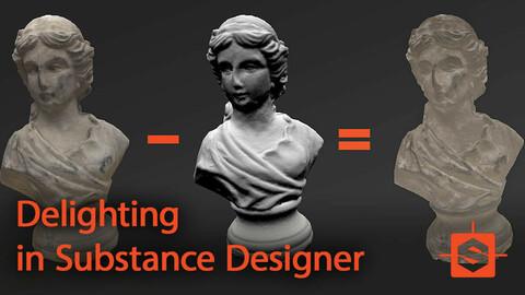 Delighting in Substance Designer