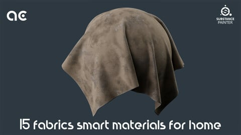 Home Fabrics Smart Materials Collection   15 Smart Materials