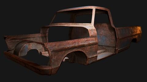 Car Body - 02