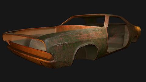 Car Body - 04