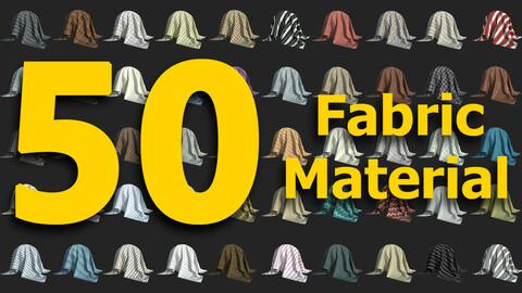 50 fabric Material
