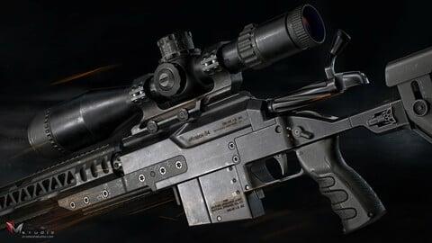 PMS aKrapovS4 Sniper Rifle