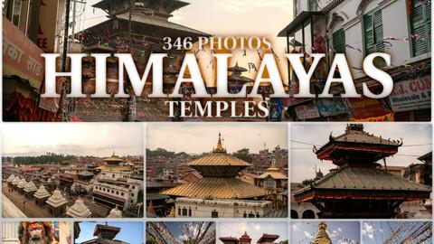 Himalayas - Temples