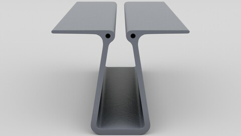 Extruded Table 2