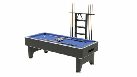 Pool Table Scene Collection
