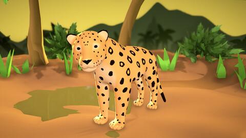 Jaguar - Stylized