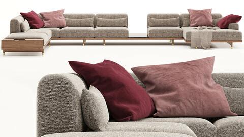 Porada Argo Sofa
