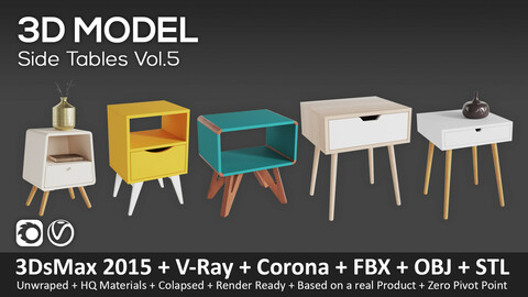 Side Tables . Vol 05