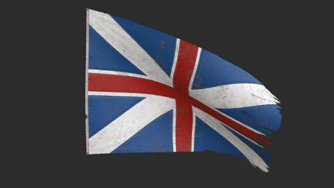 British Union Flag 1606-1801
