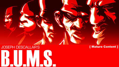 B.U.M.S. Issue 4 (Digital Version)