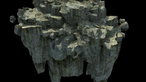 rocks 3D model9