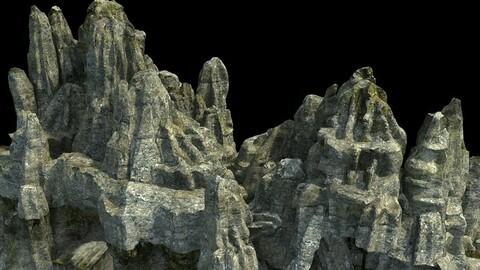 rocks 3D model10