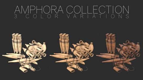 Amphora Terracotta Collection