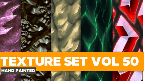 Walls Vol.50 - PBR Textures