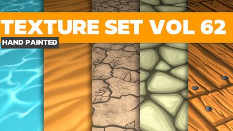 Terrain  Vol.62 - PBR Textures