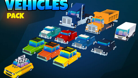 Vehicles pack