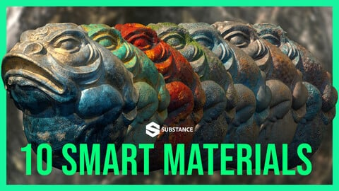 10 High Quality Metal Smart Materials